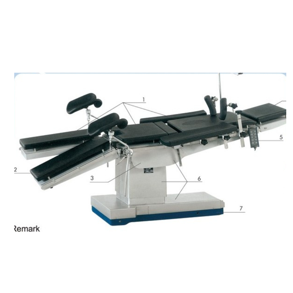 EOPT-02 Multi-functional Operating Table – Surgicare Medicals